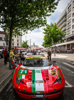 #71 AF Corse Ferrari F458 Italia