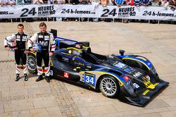 #34 Race Performance Oreca 03 Judd: Michel Frey, Patrick Niederhauser