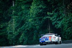 #97 Aston Martin Racing Aston Martin Vantage GTE: Darren Turner, Stefan Mücke, Peter Dumbreck