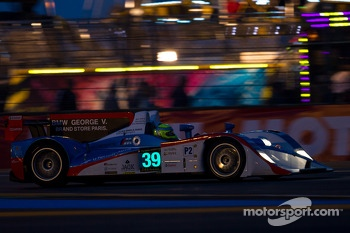 #39 DKR Engineering Lola B11/40 Judd: Romain Brandela, Olivier Porta, Stephane Raffin