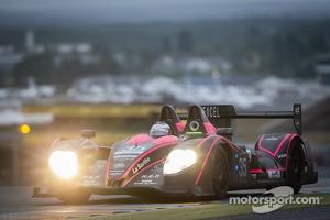 #35 OAK Racing Morgan LMP2 Nissan: Bertrand Baguette, Ricardo Gonzalez, Martin Plowman