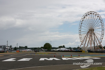 No more cars on track as the 24 Hours of Le Mans comes to an end