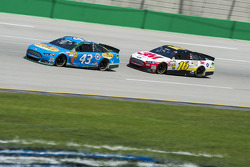 Aric Almirola and Greg Biffle