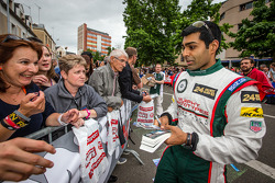 LEMANS: Karun Chandhok