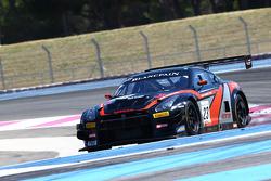 #23 JRM: Lucas Luhr, Steven Kane, Peter Dumbreck, Nissan GT-R Nismo GT3