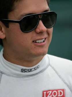 Sebastien Saavedra, Dragon Racing Chevrolet