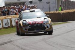 Mikko Hirvonen, Citroen DS3 WRC