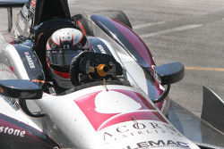 James Jakes, Rahal Letterman Racing Honda