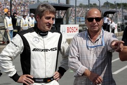 Bernd Schneider, and Klaus Ludwig, Touring Car Legends