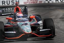 Carlos Munoz, Panther Racing Chevrolet