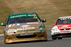 Patrick Watts, 1998 Super Touring Peugeot 406