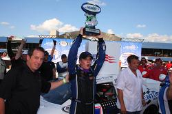 Race winner Brennan Poole, Venturini Motorsports