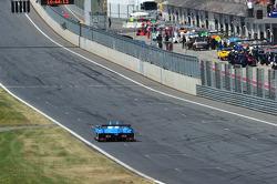 #46 Algarve Pro Racing Team Oreca FLM 09: C.O. Jones, Nicky Catsburg
