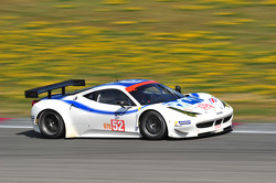 #52 Ram Racing Ferrari 458 Italia: Johnny Mowlem, Matt Griffin