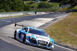Johannes Stuck, Ferdinand Stuck, Frank Stippler Phoenix-Racing, Audi R8 LMS ultra,