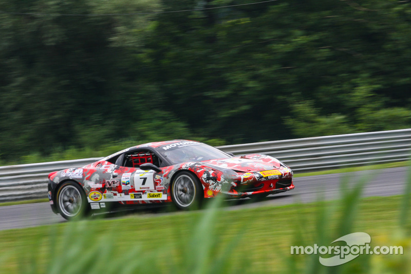 #7 Ferrari 458