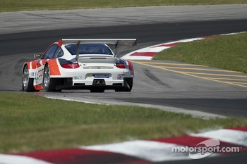 #06 CORE Autosport Porsche 911 GT3 RSR: Patrick Long, Tom Kimber-Smith