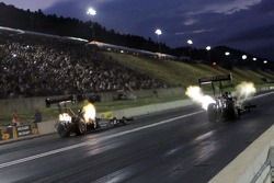 Brittany Force and Bob Vandergriff, Jr.