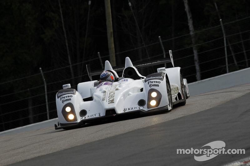 #7 BAR1 Motorsports ORECA FLM09: Tomy Drissi, Rusty Mitchell
