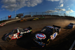 NASCAR-TRUCK: Jason Bowles and Kyle Larson