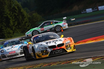 #25 TDS Racing BMW Z4: Henry Hassid, Ludovic Badey, Pierre Thiriet, Mathias Beche