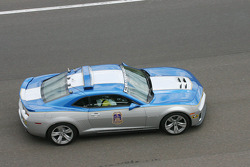 Brickyard 400 pace cars throughout the years