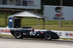 #62 1965 Lola T-70: Tom Shelton