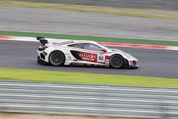 #92 AAI McLaren MP4-12C GT3: Morris Chen