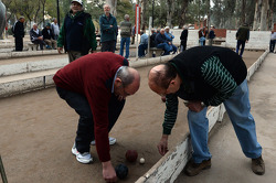 Local boules competition