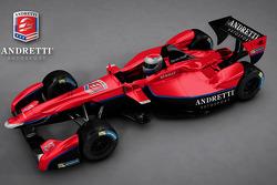 Formula E Andretti Autosport presentation