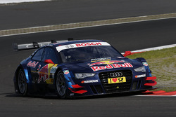 Sébastien Ogier in the Audi DTM