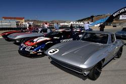 Class of 2014 - Corvettes