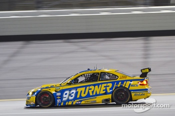 #93 Turner Motorsport BMW M3: Billy Johnson, Michael Marsal