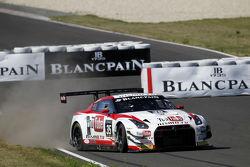 #35 Nissan GT Academy Team RJN Nissan GT-R Nismo GT3: Wolfgang Reip, Alex Buncombe