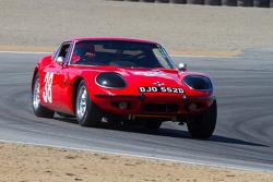 1966 Marcos 1800 GT
