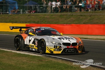 #25 TDS Racing BMW Z4: Ludovic Badey, Henry Hassid, Pierre Thiriet, Mathias Beche