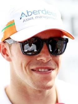 Paul di Resta, Sahara Force India F1.