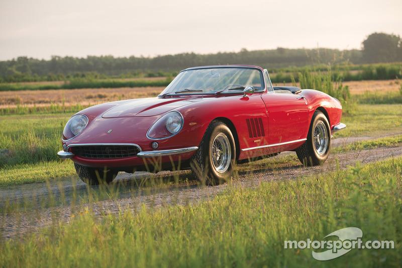 1967 Ferrari 275 GTB/4 S N.A.R.T. Spider