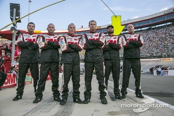Roush Racing team