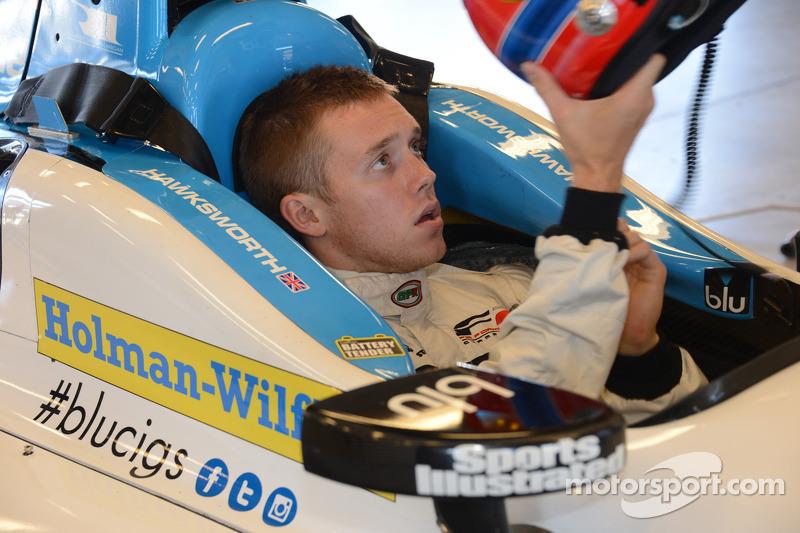 Jack Hawksworth, Rahal Letterman Lanigan Racing Honda