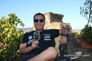 Happy Hour, Darryl O'Young, BMW E90 320 TC, ROAL Motorsport