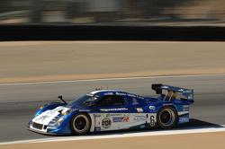 #6 Michael Shank Racing Ford / Riley: Gustavo Yacaman, Justin Wilson