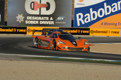 #3 8 Star Motorsports Corvette DP: Enzo Potolicchio, Stéphane Sarrazin, Michael Valiante