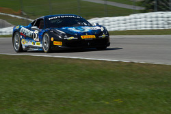 #10 Ferrari of Houston Ferrari 458: Chuck Toups