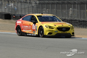 #00 Visit Florida Racing/Speedsource Mazda6 GX: Joel Miller, Tristan Nunez