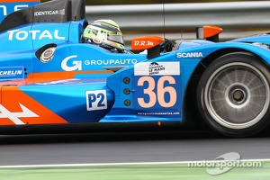 #36 Signatech Alpine: Pierre Ragues, Nelson Panciatici
