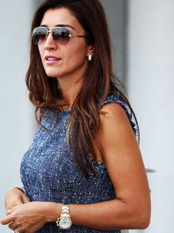 Fabiana Flosi, CEO Formula One Group (FOM)