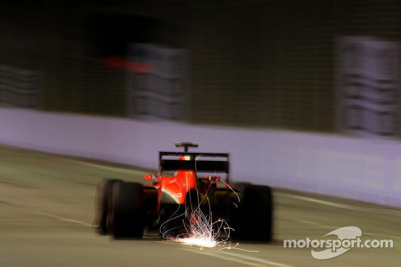 Max Chilton, Marussia F1 Team  20