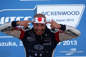 Tom Coronel, BMW E90 320 TC, ROAL Motorsport  race winner