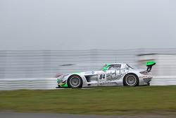 BES: #84 HTP Gravity Charouz, Mercedes-Benz SLS AMG GT3: Maximilian Buhk, Maximilian Götz, Bernd Schneider
